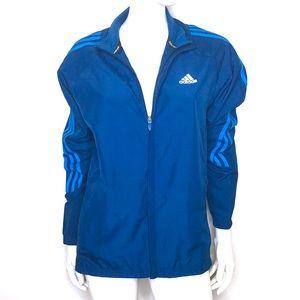 Adidas Clima365 Response NWOT blue track jacket